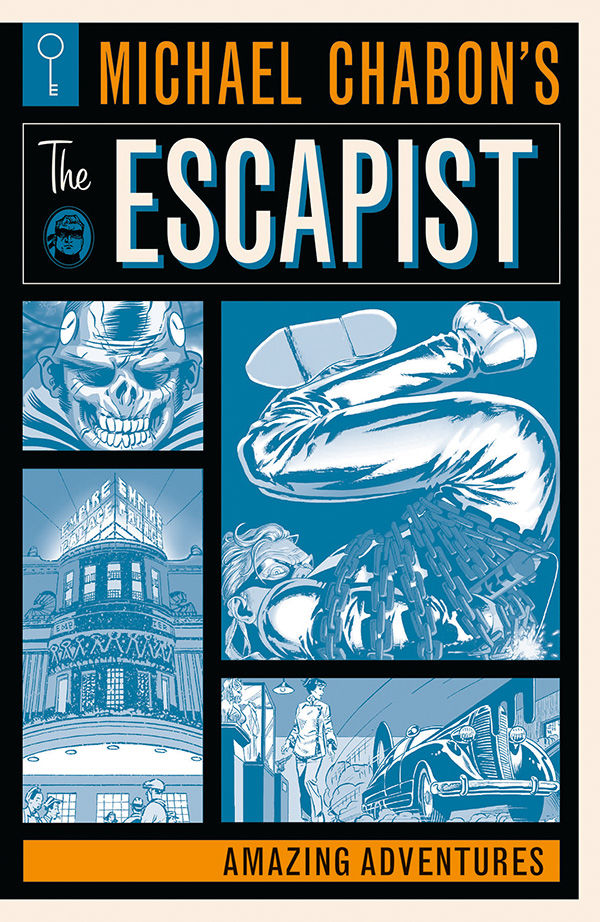 'Michael Chabon Presents... The Amazing Adventures of the Escapist' review: A paperback you won't want to escape