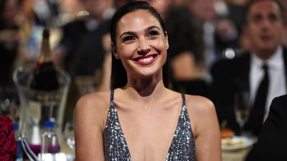 "Gal Gadot accepts Critics' Choice #SeeHer Award with empowering speech: ""I will not be silenced"""