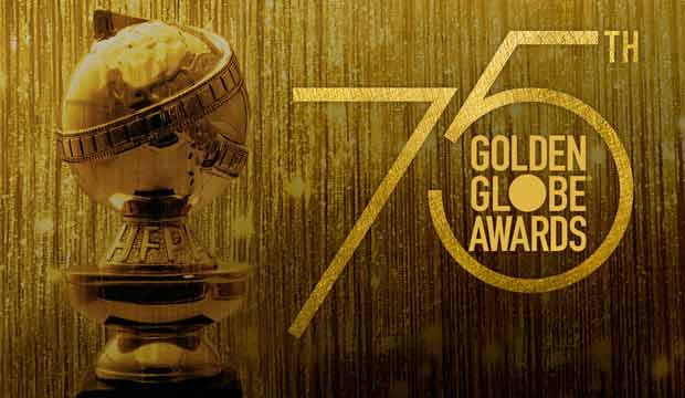 The 75th Golden Globe Awards were held tonight.