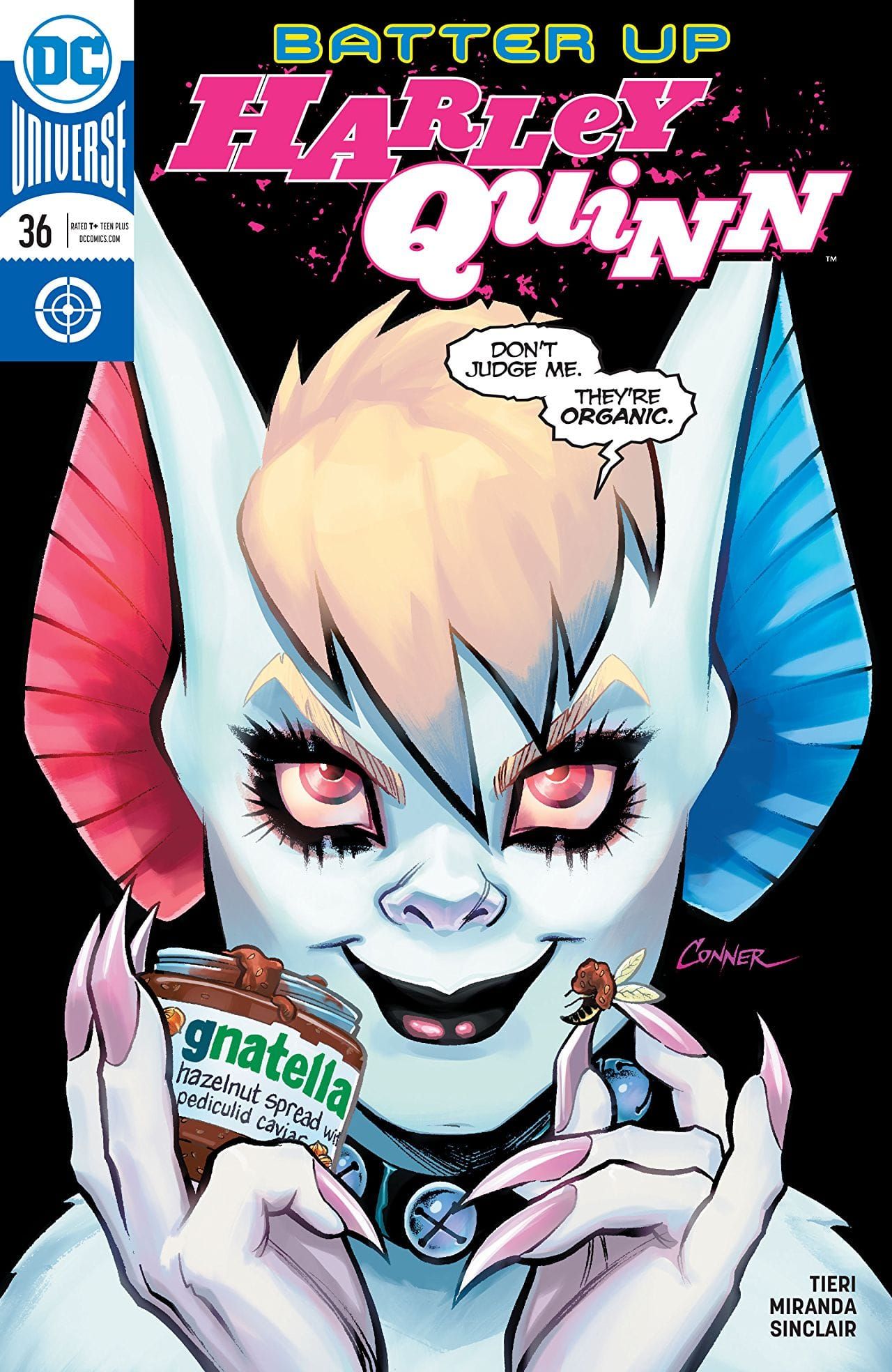 Harley Quinn #35 and #36 review: Transition period