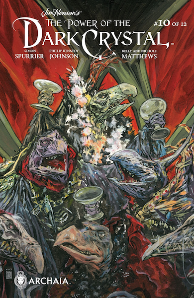The Power of the Dark Crystal #10 Review