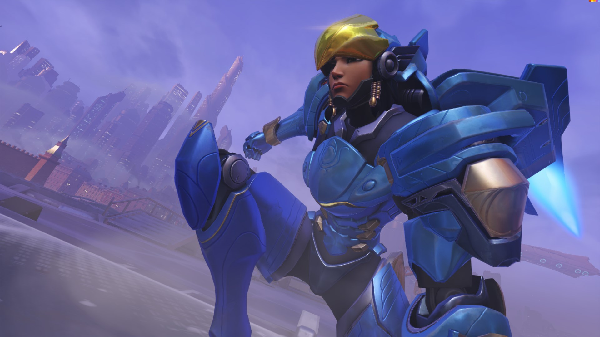 Check out Overwatch's new legendary Pharah skin arriving next week