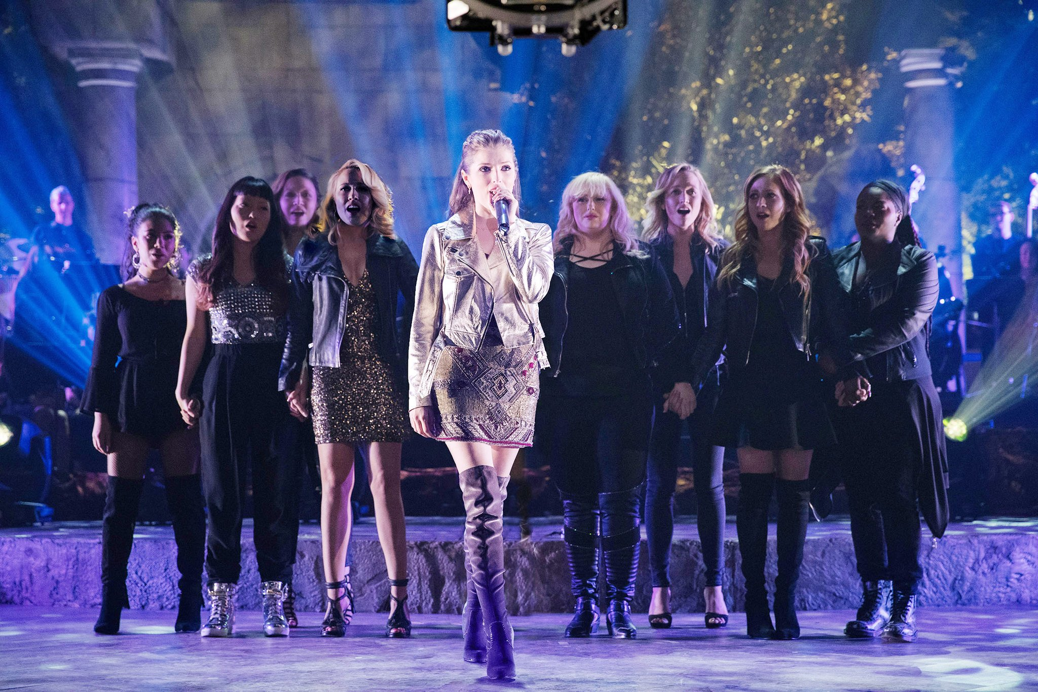 Pitch Perfect 3 Review: Far From Perfect