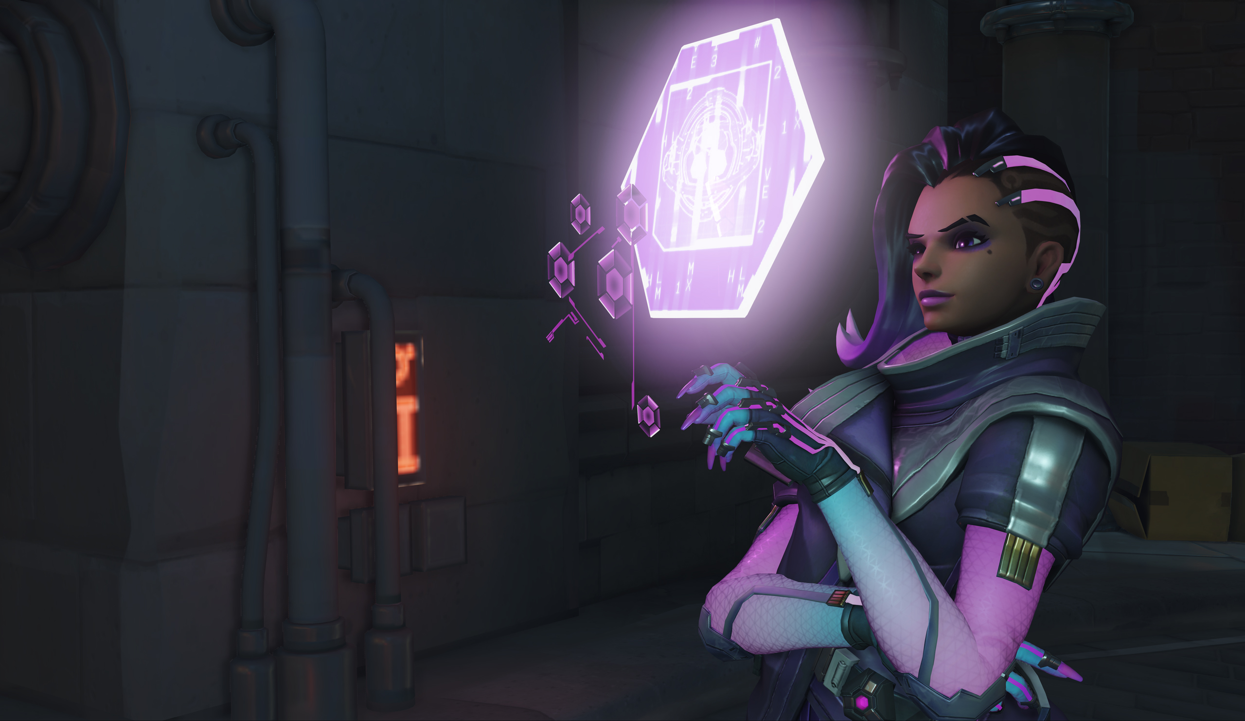 Changes coming to Sombra with Overwatch's July patch