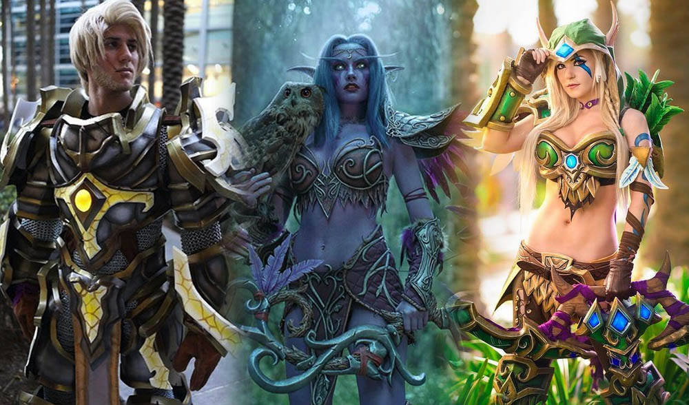 Best of World of Warcraft cosplay from Instagram