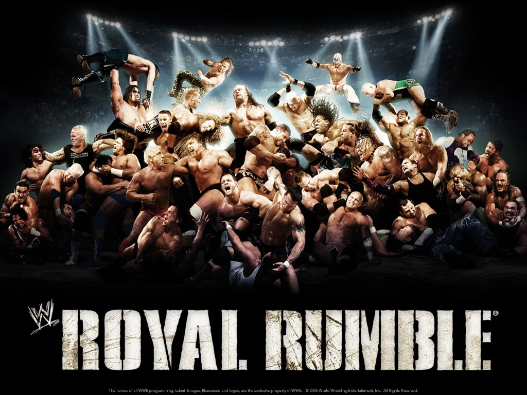 Royal Rumble 2007 review: It's not how you start, but how you finish
