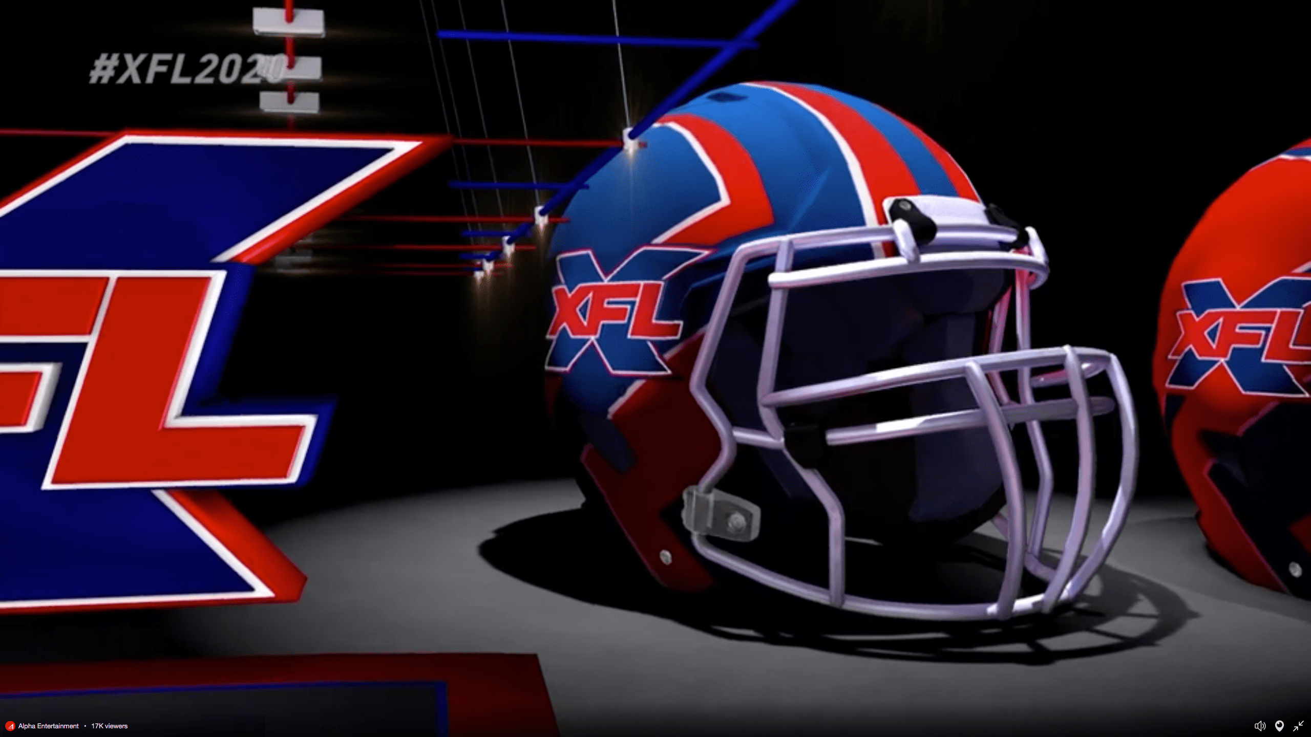 The first eight teams in the rebooted XFL's inaugural season are...