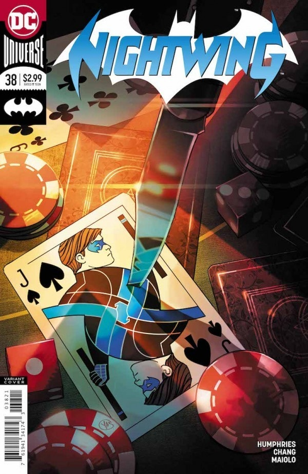 Nightwing #38 Review