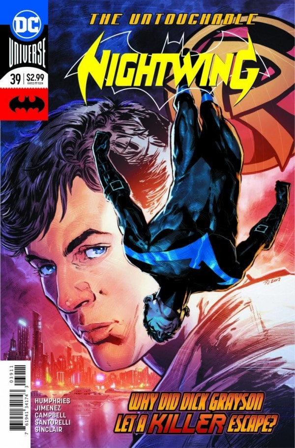 Nightwing #39 Review