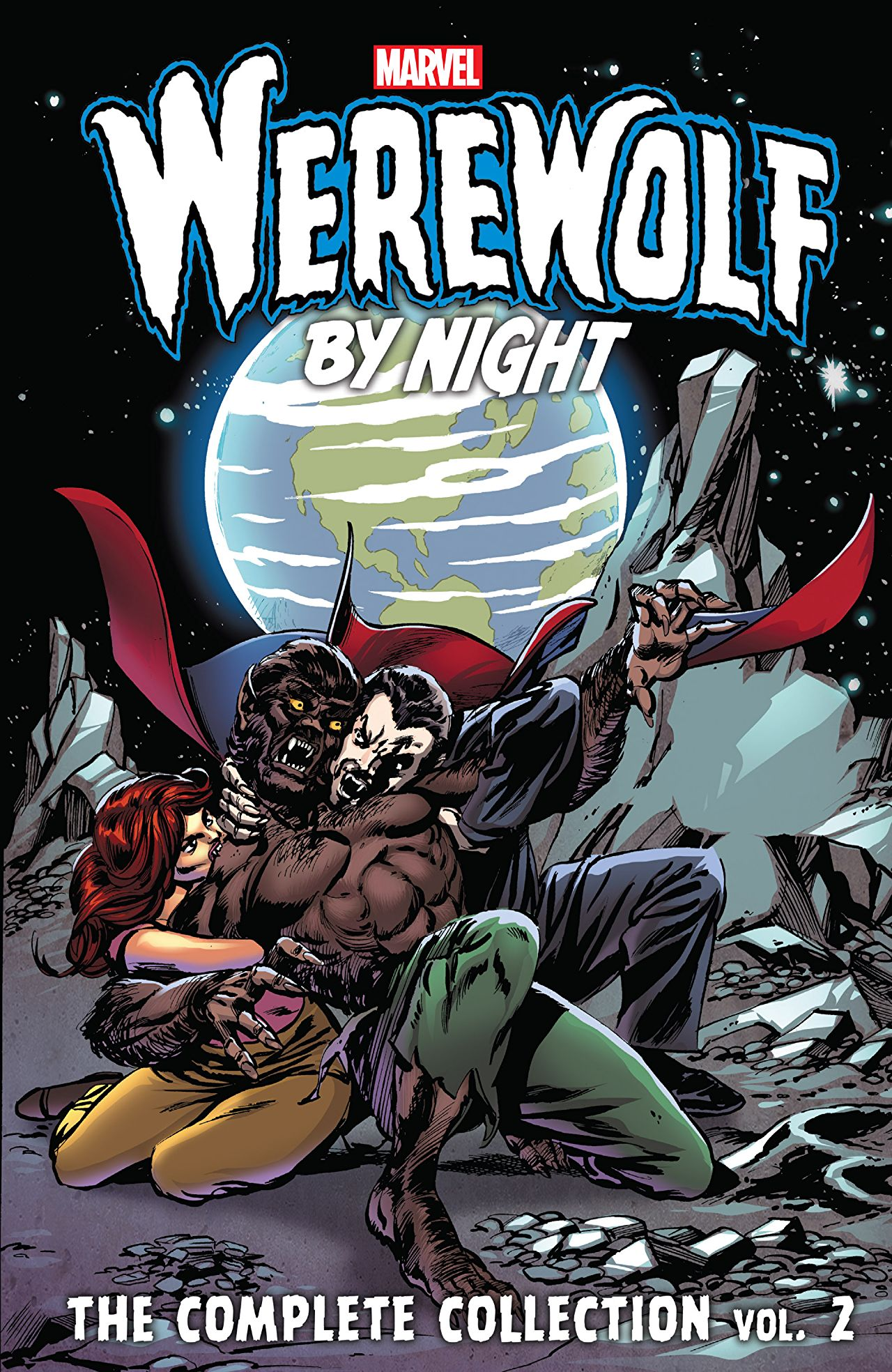 'Werewolf by Night: The Complete Collection' Vol. 2 is a howling good time