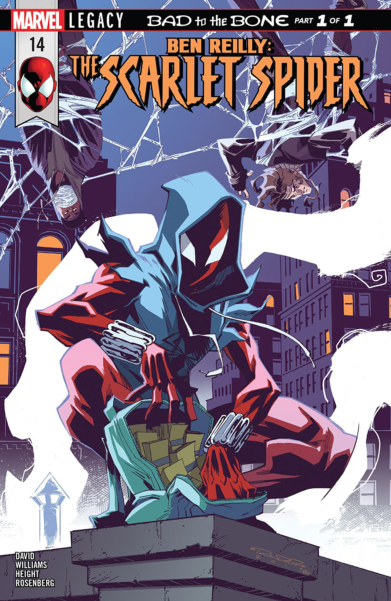Marvel Preview: Ben Reilly: The Scarlet Spider #14