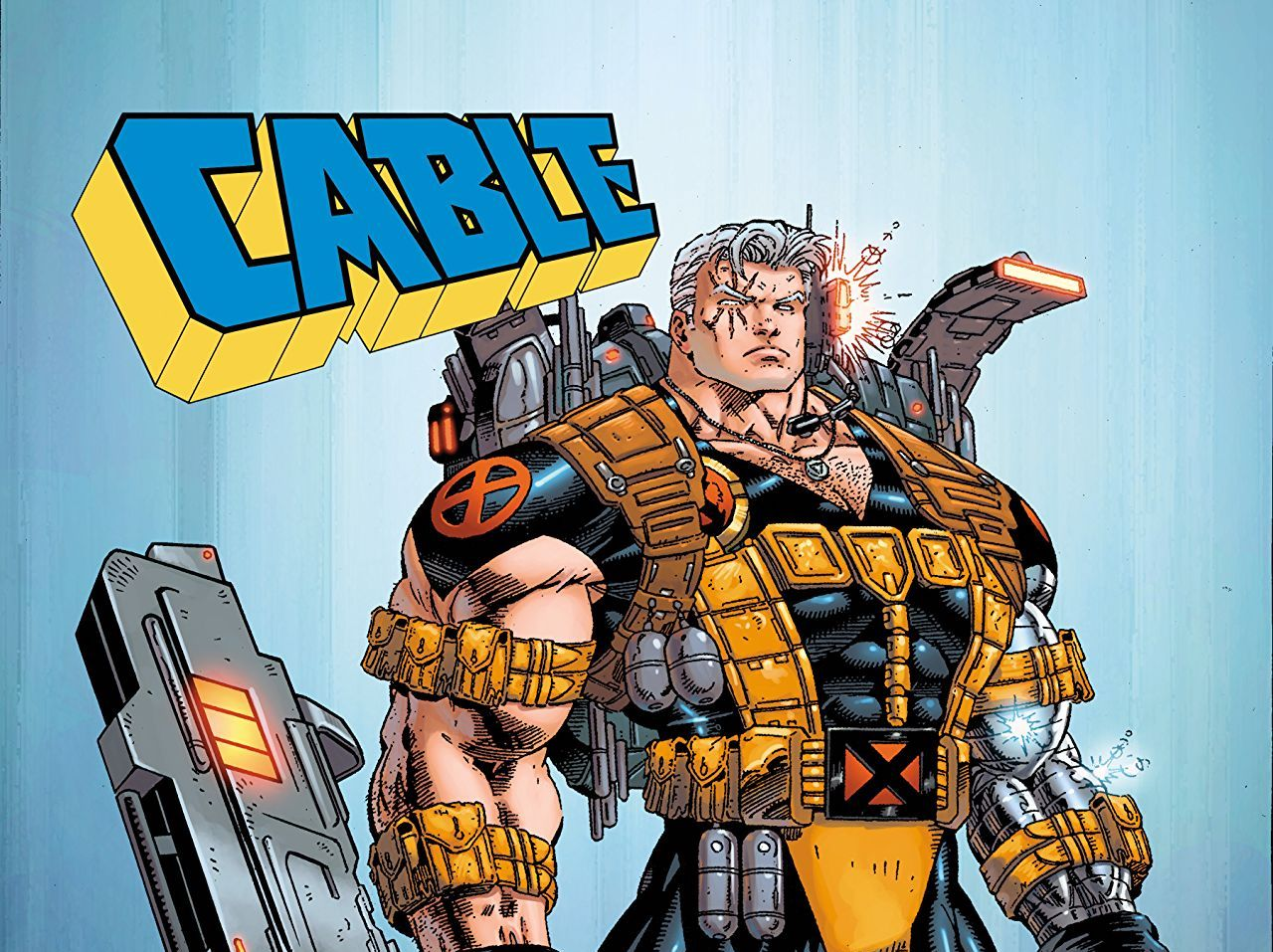 3 Reasons Why: 'Cable & X-Force: Onslaught Rising' shows how multifaceted Cable can be