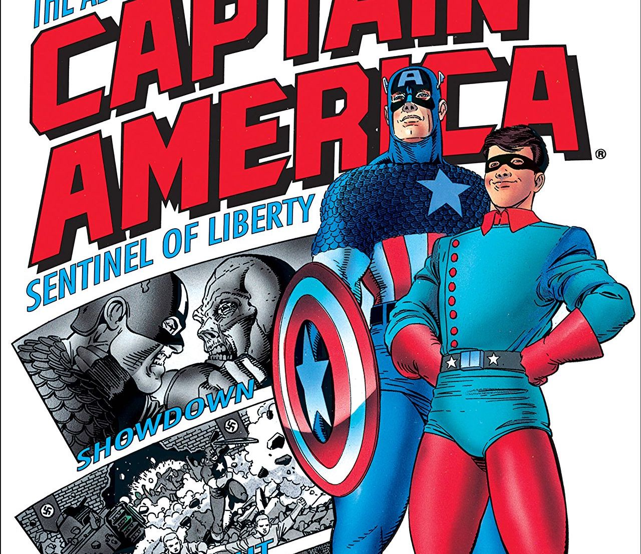 3 Reasons Why: 'The Adventures of Captain America' is a modern, marvelous must read