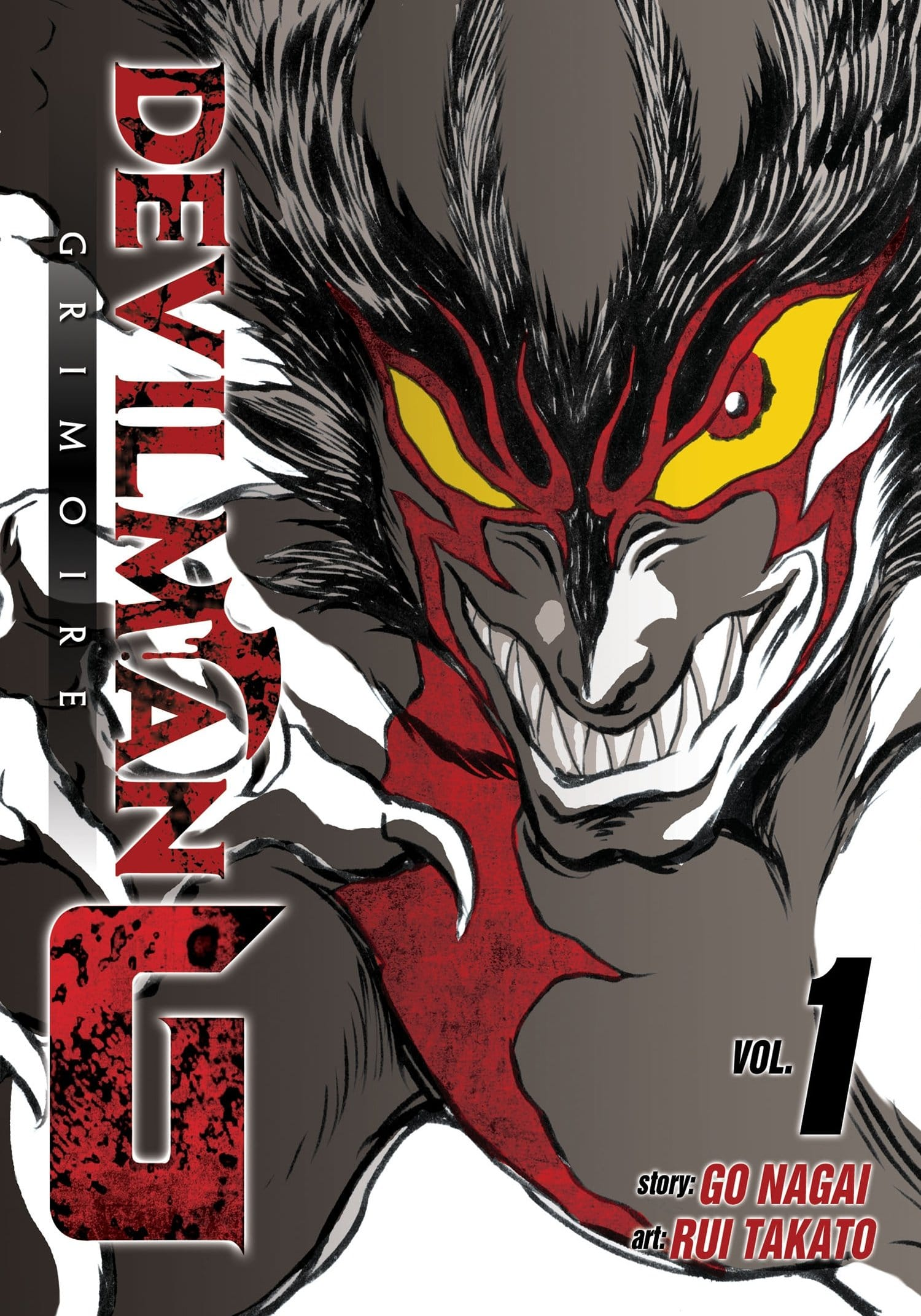 Devilman Grimoire Vol. 1 Review