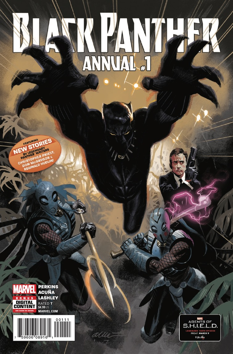 Marvel Preview: Black Panther Annual #1
