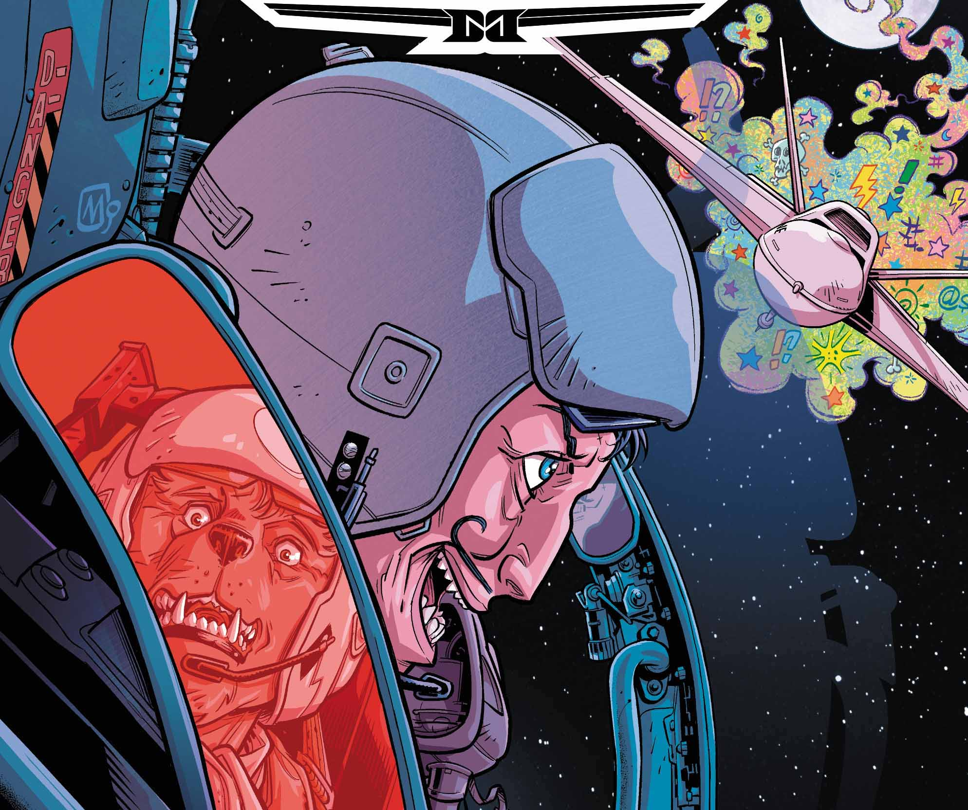 Dastardly and Muttley #6 Review