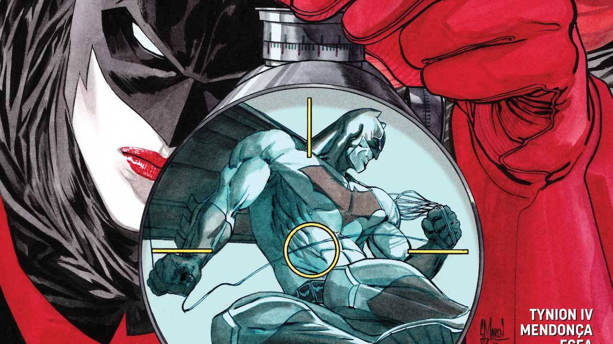 Batwoman gets a new emblem and direction in Detective Comics #974