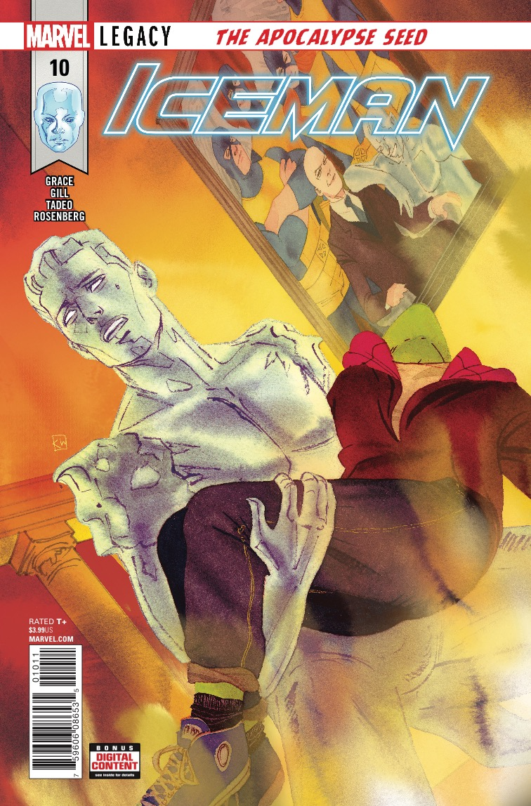 Marvel Preview: Iceman #10