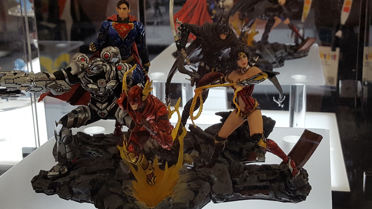 Toy Fair 2018: A walk through the Square Enix brand area [Gallery]