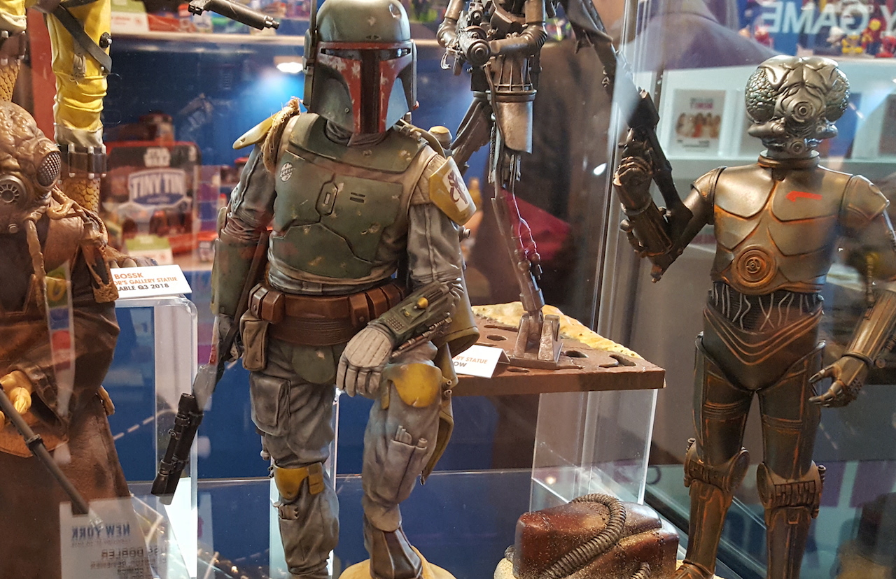 Toy Fair 2018: A walk through the Gentle Giant brand area [Gallery]