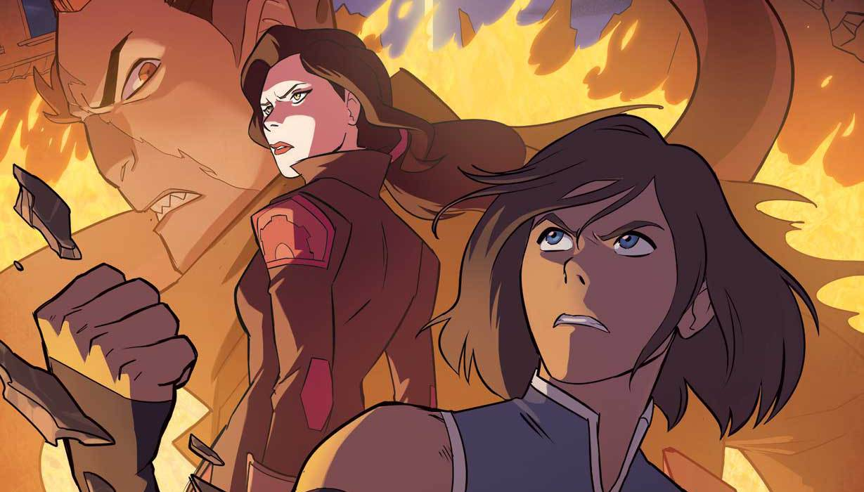 'The Legend of Korra: Turf Wars Part 2' is a worthy followup to the first