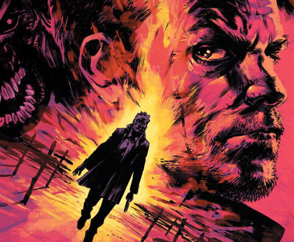 Lucas Stand: Inner Demons #1 Review