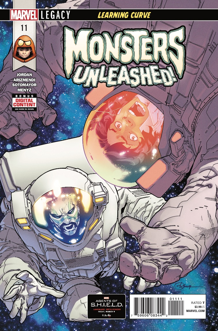 Marvel Preview: Monsters Unleashed #11