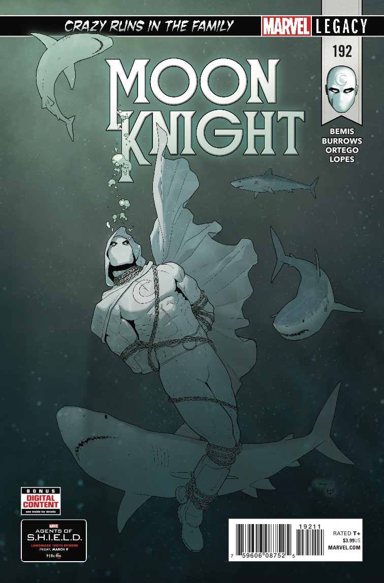 Marvel Preview: Moon Knight #192