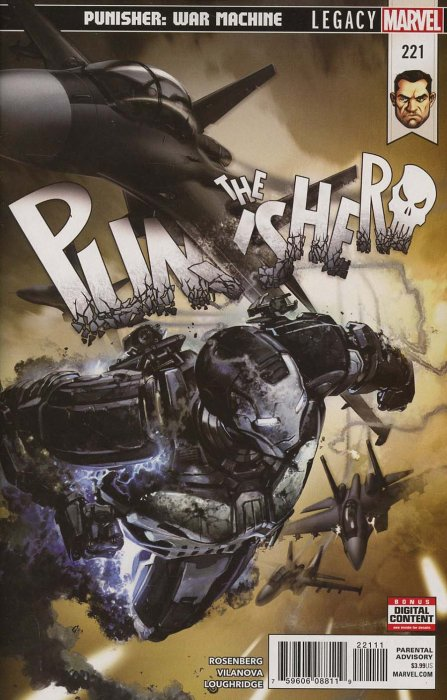The Punisher #221 review: A bloody blast