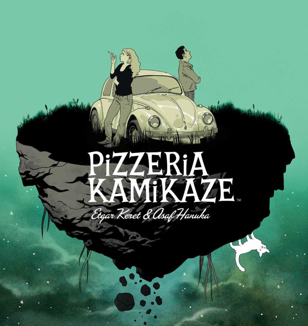 'Pizzeria Kamikaze' takes a darkly humorous, yet deeply respectful look at suicide
