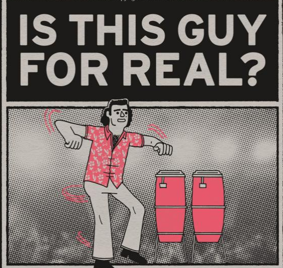 'Is This Guy For Real?: The Unbelievable Andy Kaufman' review: Enlightening and touching