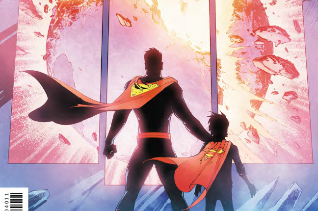 Superman #40 Review