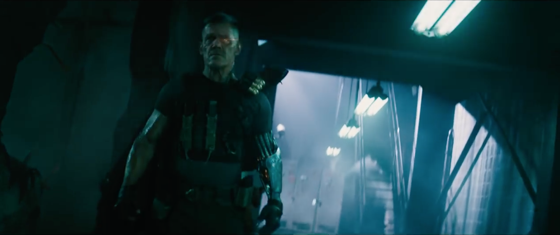 [Watch] Deadpool 2 trailer introduces Cable