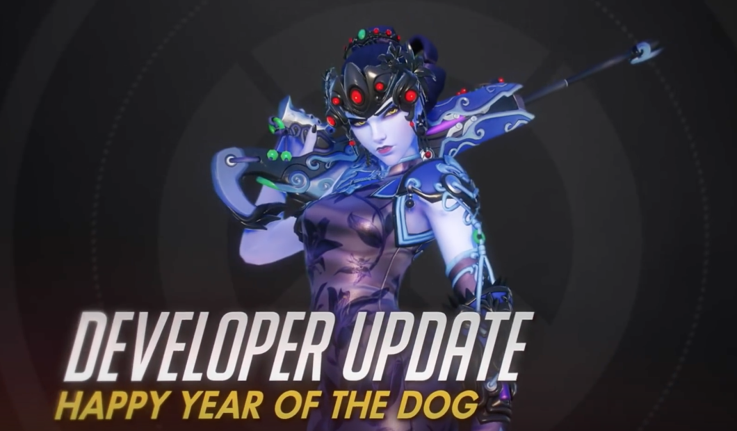 Developer update provides new details on Overwatch's Lunar New Year event, Year of the Dog