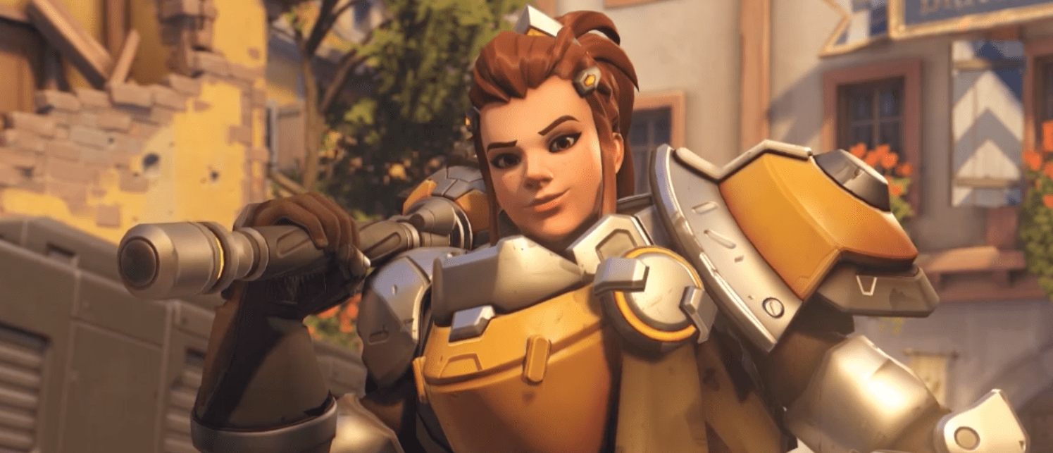 Overwatch's newest hero has arrived.