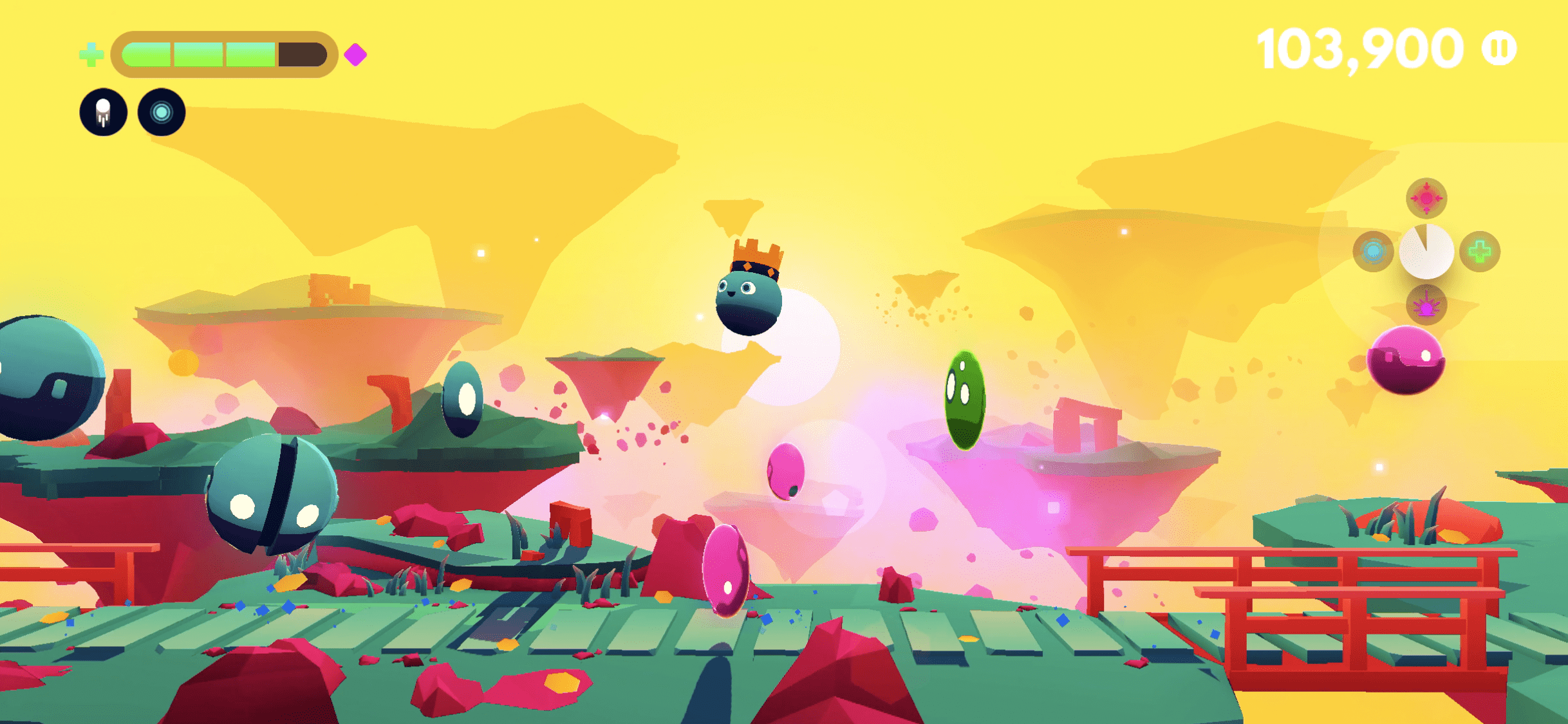 Bouncy Smash Review: Colorful and upbeat fun