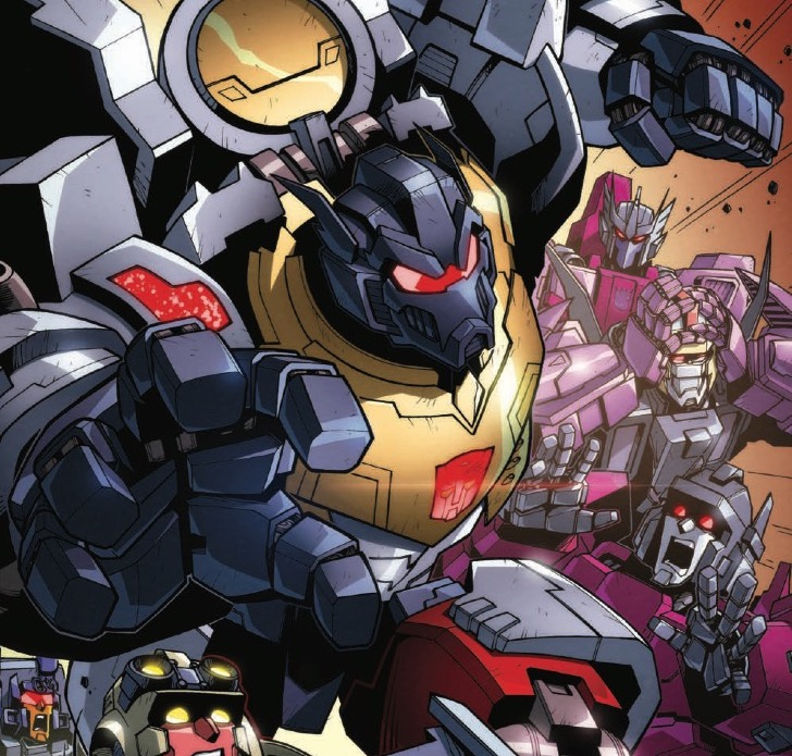 Transformers: Lost Light #14 Review