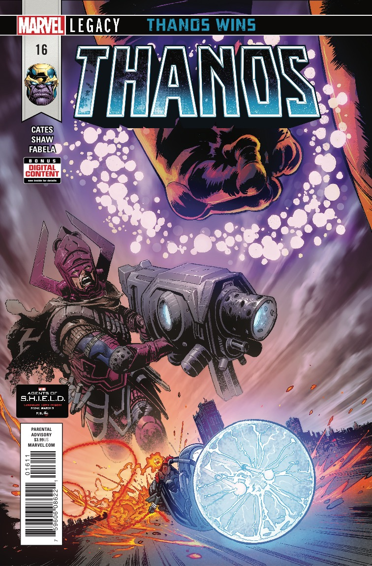 Marvel Preview: Thanos #16