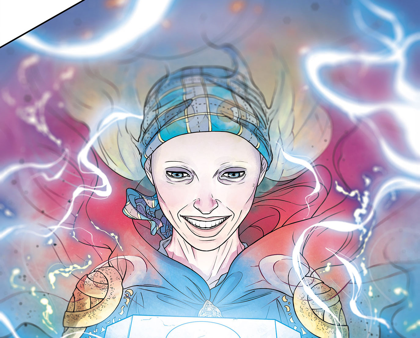 First look: The death of Thor in 'The Mighty Thor' #705