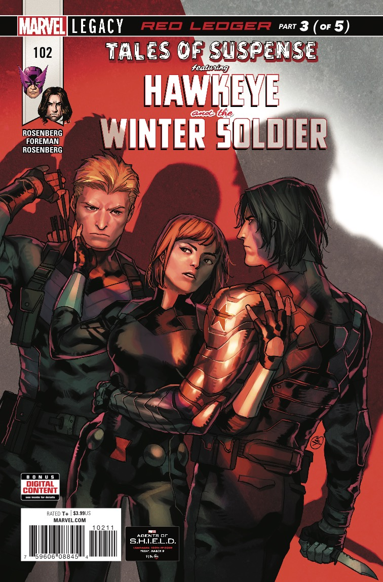 Marvel Preview: Tales of Suspense #102