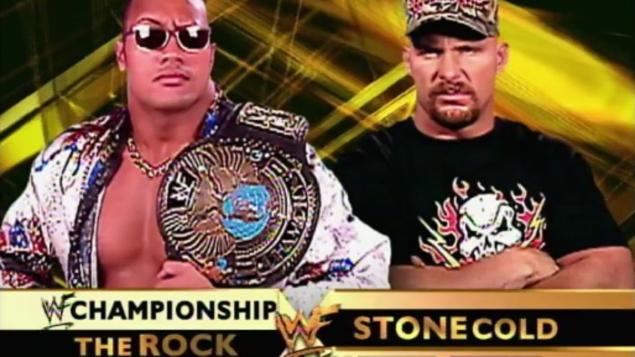 The build to Austin vs. Rock II at WrestleMania X-Seven is one of the best ever