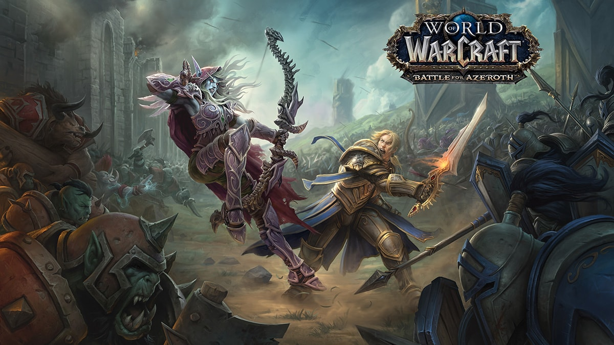 Battle For Azeroth is asking for one more chance to make things right.