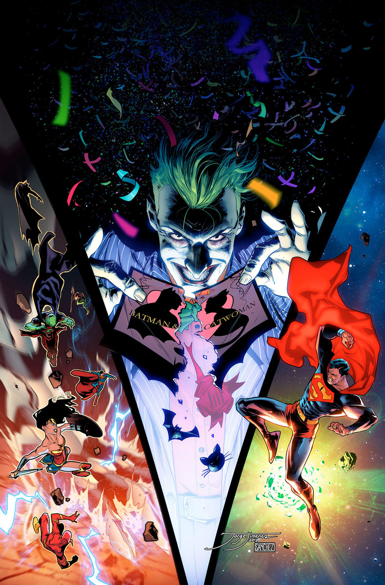 First look at Clay Mann's Joker in DC Nation #1