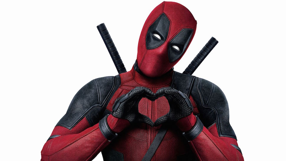 Celebrate Valentine's Day the right way with these crazy e-cards from Deadpool