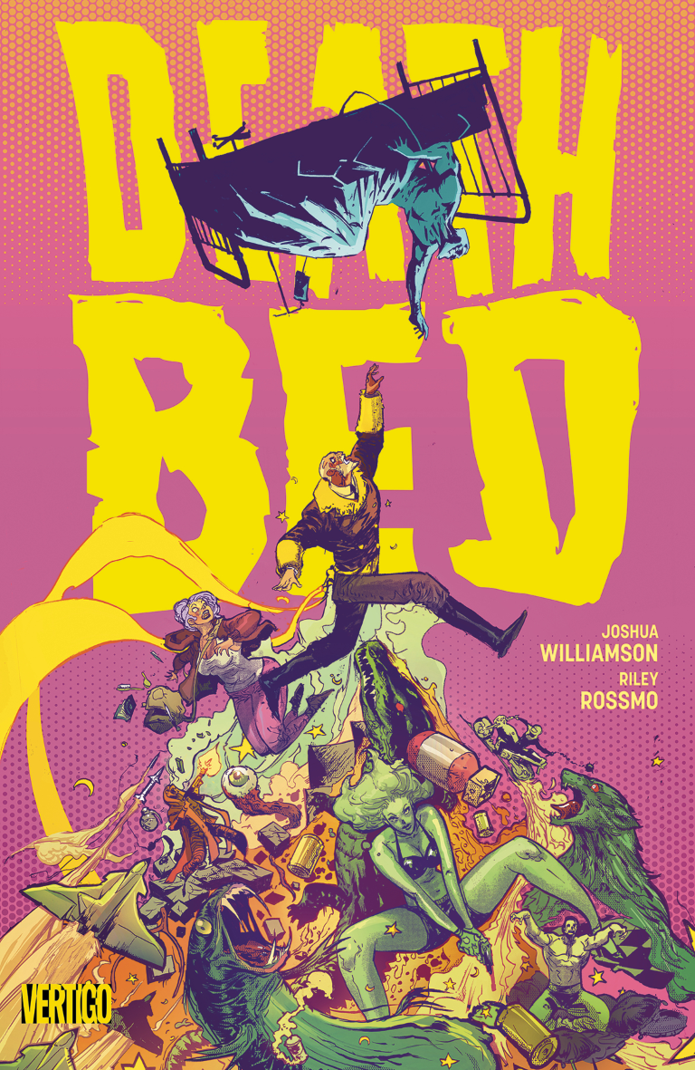 Deathbed #1 Advance Review