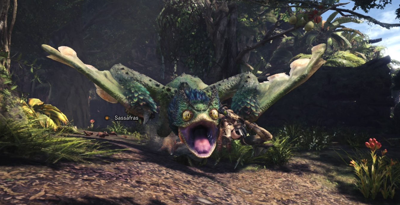 Monster Hunter: World is blowing me away and I couldn't be more surprised