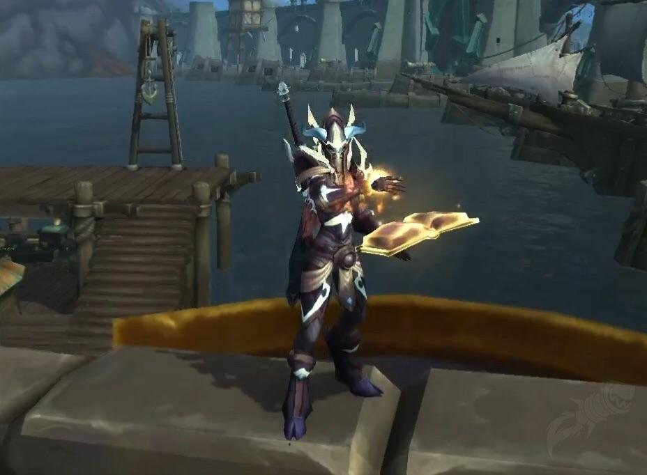 World of Warcraft: Paladins are getting a new, Warcraft III-inspired Holy Light animation in Battle For Azeroth