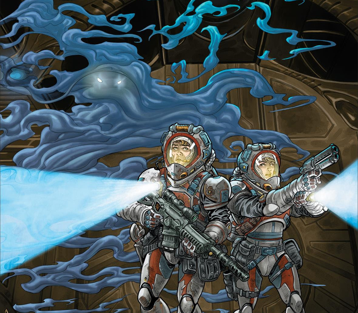 Explore the 'Starcraft' universe in new comic miniseries from Dark Horse and Blizzard Entertainment