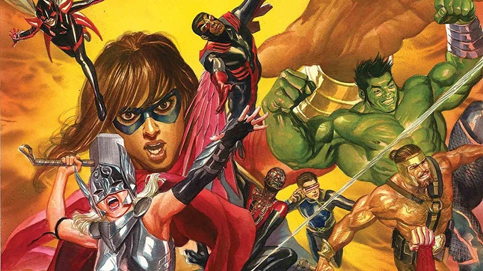 'Avengers & Champions: Worlds Collide' review: Conflict brings out the best