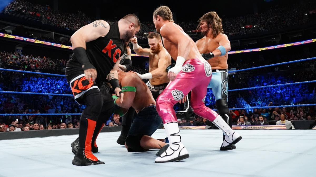 WWE Fastlane Review: A surprisingly pleasant stop on the Road to WrestleMania